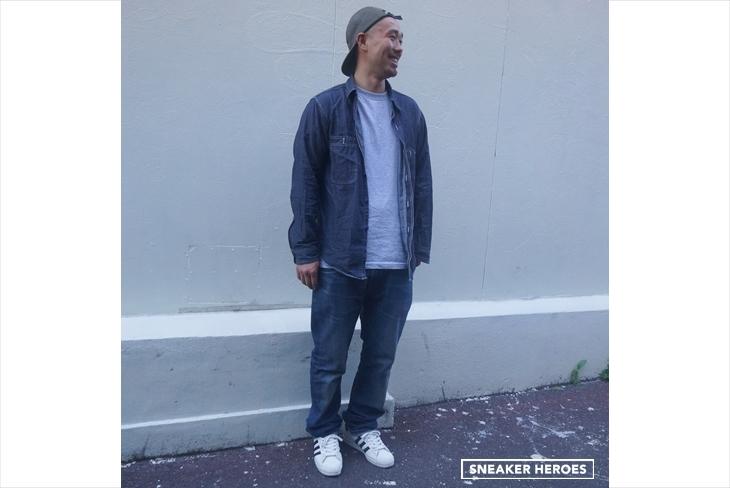 joban kicks?さん(24) adidas super star
