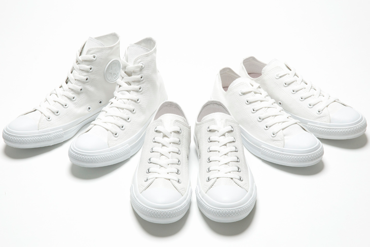 d15b28cf7299 White atelier BY CONVERSE   official SHOP 限定 ALL STAR が登場 ...